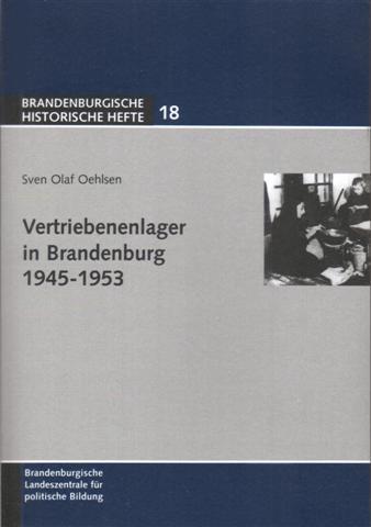 In dieser Publikation wird die Vertriebenenproblematik in der Provinz/dem Land Brandenburg nach 1945 betrachtet und untersucht.